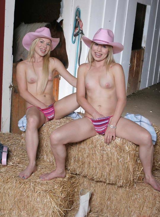 Klimaszewski twins nude